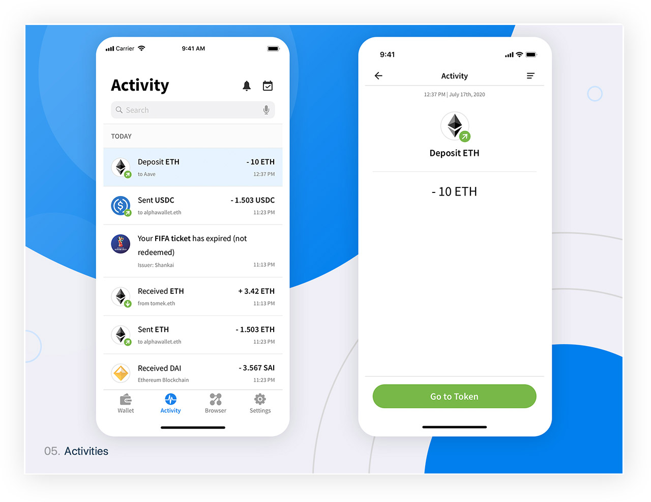 ethereum wallet app Android